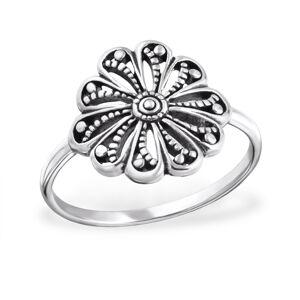 OLIVIE Strieborný prsteň 1024 Veľkosť prsteňov: 5 (EU: 47 - 50) Ag 925; ≤1,45 g.