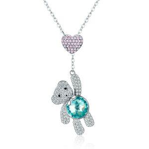 OLIVIE Strieborný náhrdelník ZAMILOVANÝ MACO 3410 Ag 925; ≤4,6 g.
