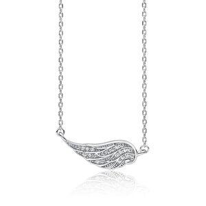 OLIVIE Strieborný náhrdelník ANJELSKÉ KRÍDLO 3591 Ag 925; ≤3,4 g.