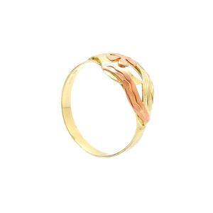 Zlatý prsteň CALTHA