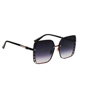 Dámske slnečné okuliare Inters Circles Red BLACK