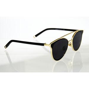Dámske slnečné okuliare NOEMI LUXURY BLACK&BLACK