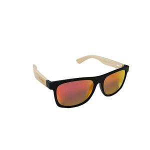 Drevené polarizačné slnečné okuliare Wayfarer Modern ...
