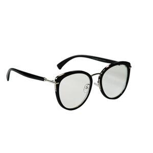 Okuliare na počítač Blue Light SilverLine Black
