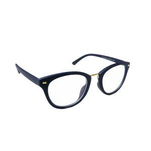 Okuliare na počítač Blue Light Modern Woman Wayfarer BLUE