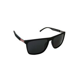 Polarizačné slnečné okuliare Red Mark Black matné