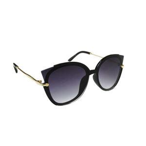 Slnečné okuliare Catty Gold Black