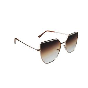 Slnečné okuliare Milano Gold Brown