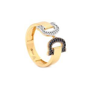 Zlatý prsteň AVELINE